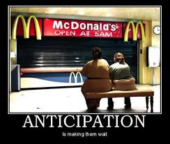 Anticipation in Marketing